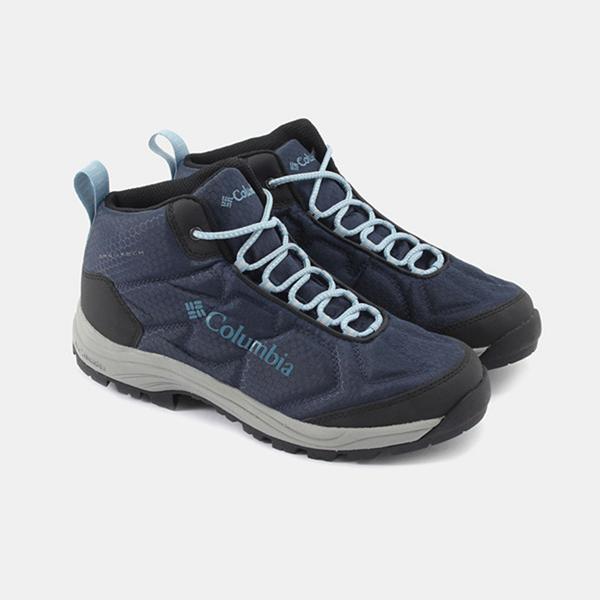 ハイキングタイプの登山靴