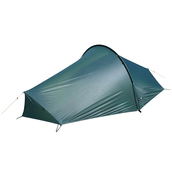非自立式+ダブルウォールのテント