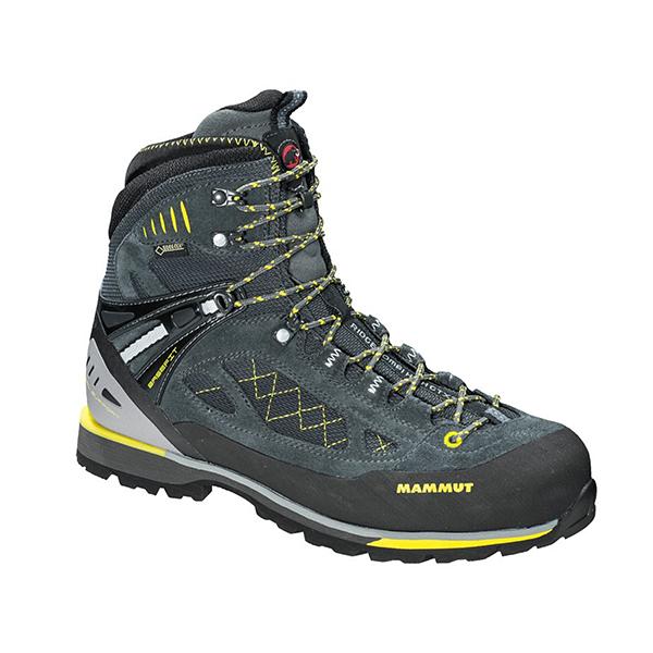 ハードトレッキングタイプの登山靴