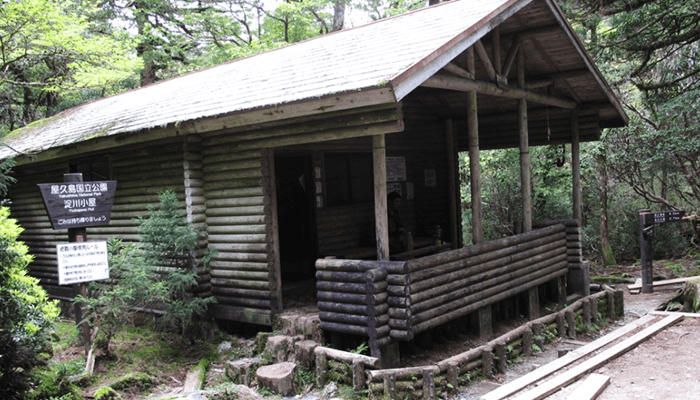 避難小屋のイメージ