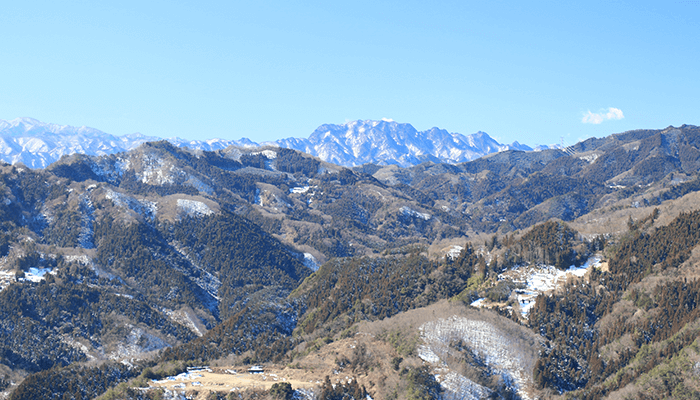 奥秩父 / 両神山(日本百名山)