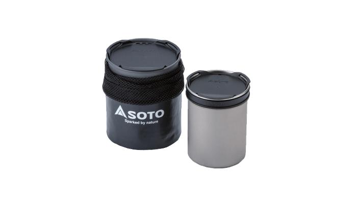 SOTO / サーモスタッククッカーコンボ SOD-521のイメージ