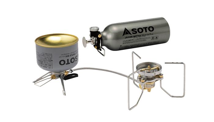 SOTO / ストームブレイカー SOD-372のイメージ