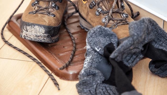 登山用靴下って必要?その重要性・役割とは