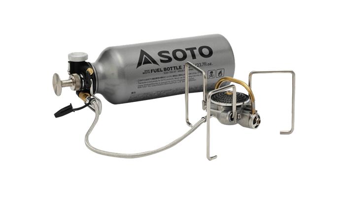 SOTO / MUKAストーブ SOD-371のイメージ