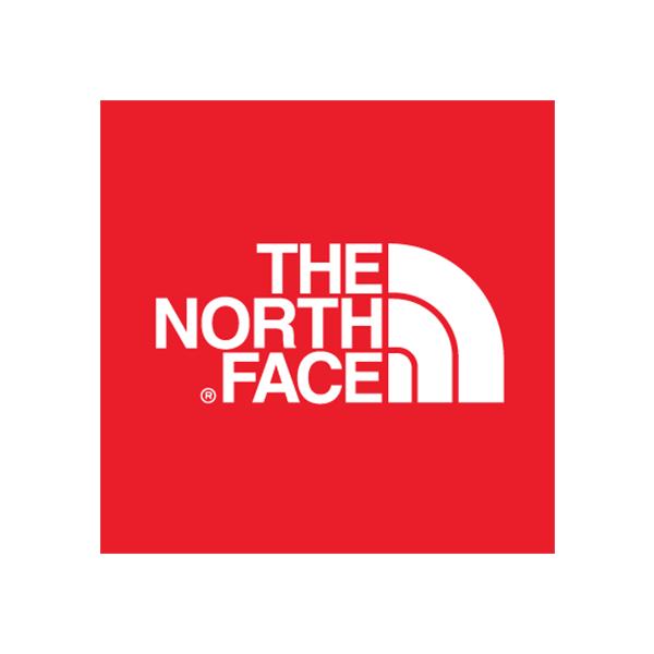 ザ・ノース・フェイス(THE NORTH FACE)のロゴ
