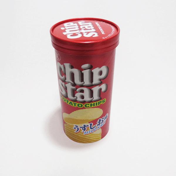 チップスター(うすしお味)