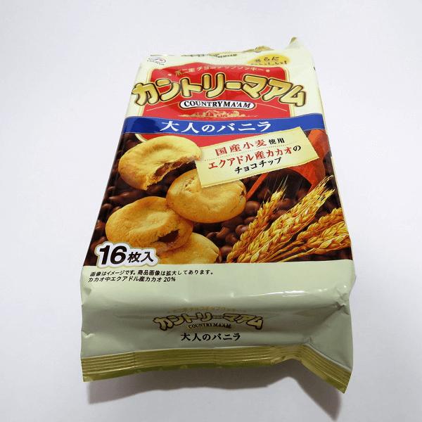 カントリーマーム(バニラ味)