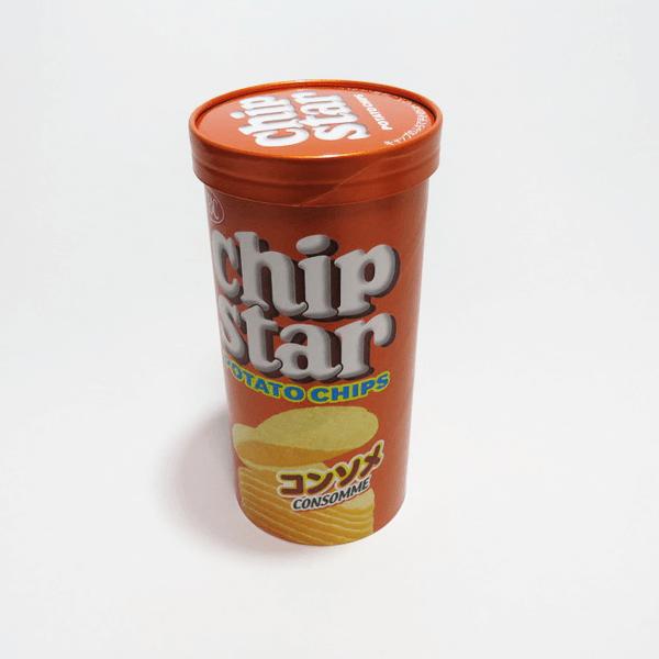 チップスター(コンソメ味)