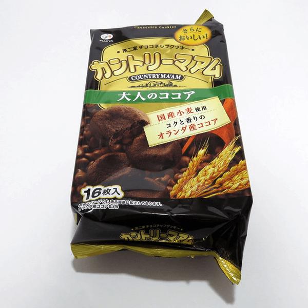 カントリーマーム(ココア味)