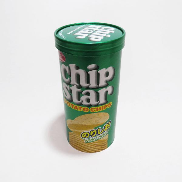 チップスター(のりしお味)
