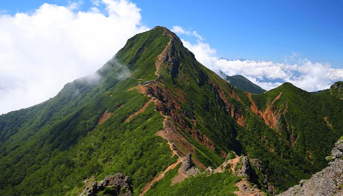 【ケース2】八ヶ岳・赤岳に登山をした場合