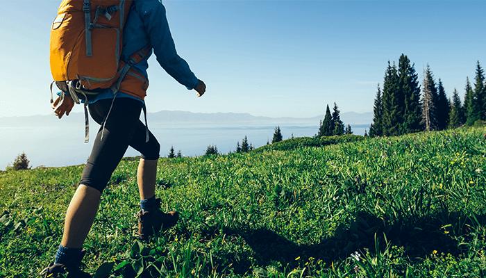 登山の服装・レイヤリング(重ね着)は、3層構造で考えるの基本