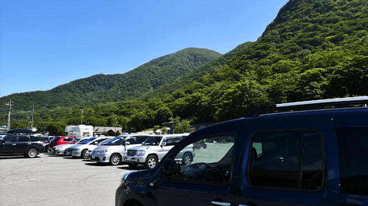 駒ヶ岳登山口駐車場