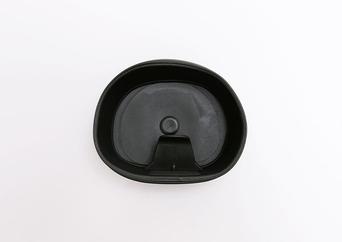 折り畳んだWido Fold a cup(フォルダーカップ)